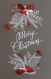 Открытка Merry Christmas,с Рождеством,с Рождеством Христовым Открытка картинка открытки картинки с Рождеством на английском языке,открытка Merry Christmas,с Рождеством на английском,картинки с рождеством на английском языке